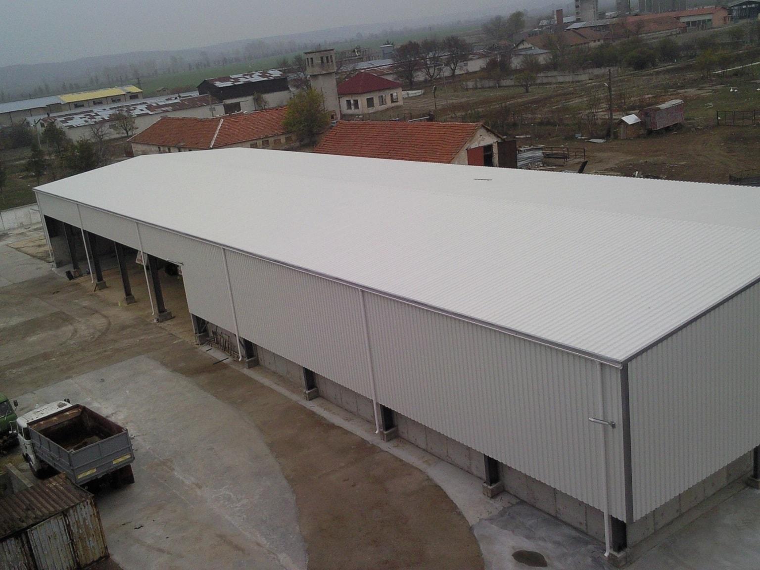 J14 storage bay biala slatina bulgaria for Storage bay